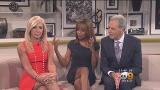 'Hot Bench' Judges Sit Down With KCAL9