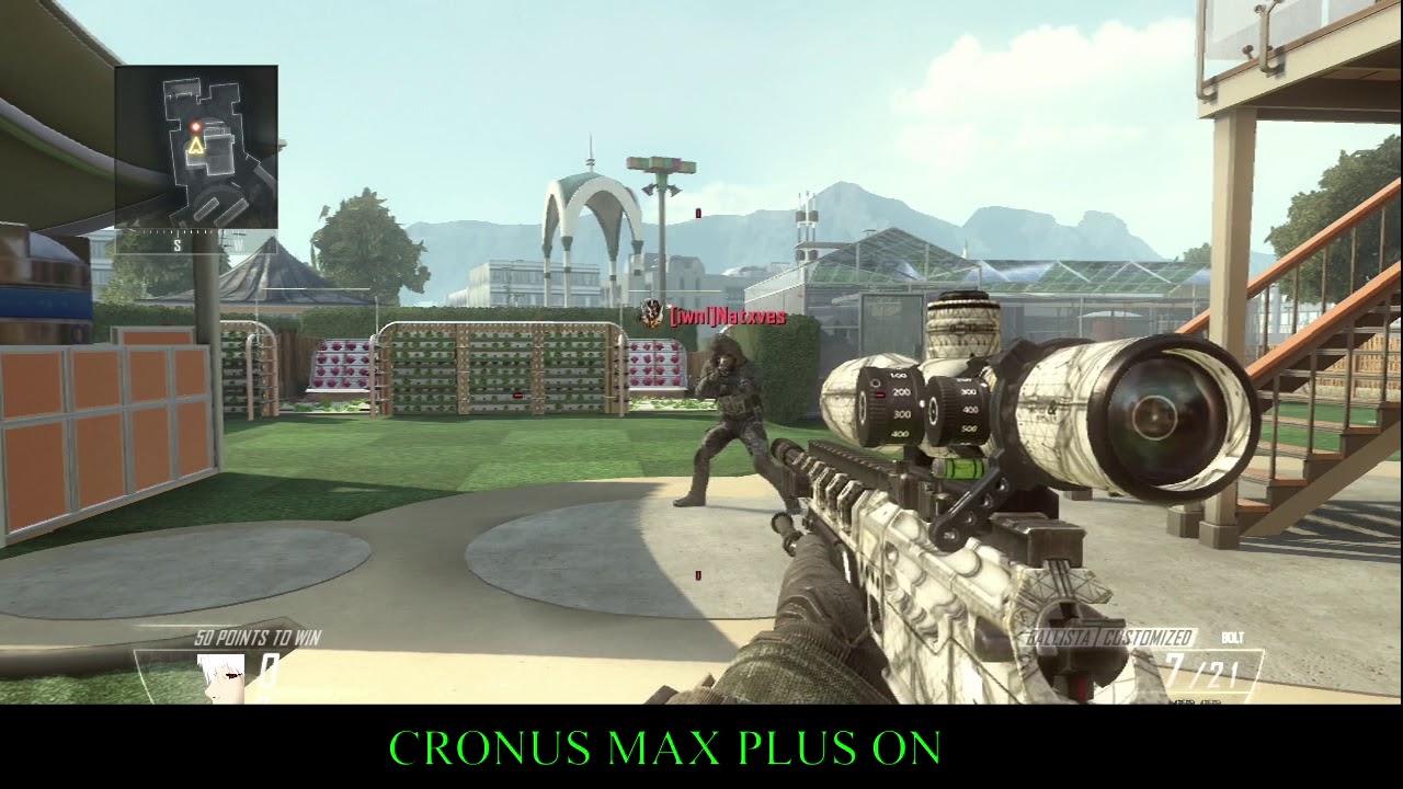 CronusMax Plus Aim Assist (1v1ers) (All Cods)