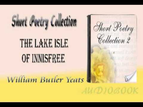"""to escape life in the lake isle by william butler yeats """"the lake isle of innisfree"""" expresses a set of desires familiar in the modern world: to escape, to achieve peace and solitude, to be at one with nature yeats says almost nothing in the poem."""
