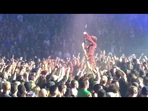 Green Day's American Idiot Live At Resch Center