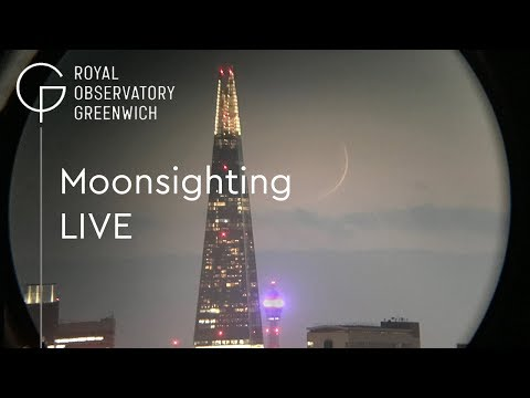 Moonsighting LIVE