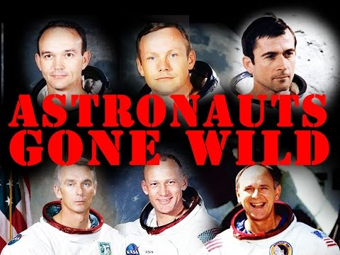 ✅ ASTRONAUTS GONE WILD  |  by Bart Sibrel. Their Guilt Proves the Flat Earth
