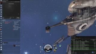 EVE Online Стрим Альфа Калдари #009. Фракционные Войны. Пираты не дремлют.....