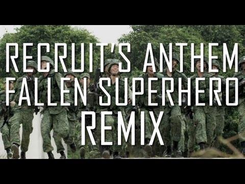Ah Boys To Men Recruit's Anthem (Fallen Superhero Remix)