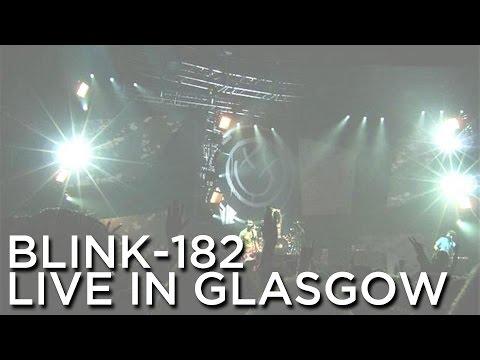 2004-12-01 'blink-182' @ SECC, Glasgow, UK
