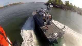 2014 05 20 FBG 412 Patrol Boat winch