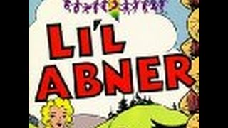 Li'l Abner - A Pee-kool-yar Sit-chee-ay-shun (1944)