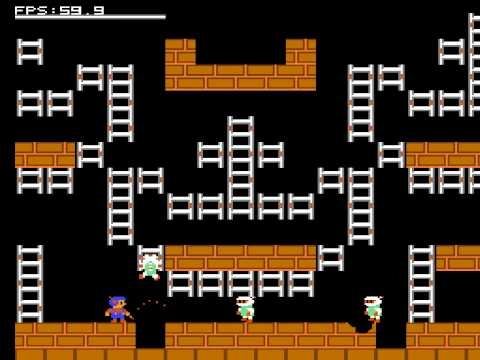 Летсплей Lode Runner (DENDY)