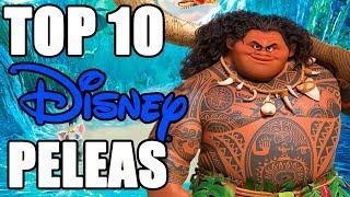 Top 10 Peleas intermedias épicas de Disney