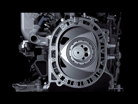 Sounds Of The 1 3l Renesis 2 Rotor Wankle Engine