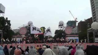 yosakoiソーラン 2011 06 11 土 西8丁目 むろらん鯨翔舞