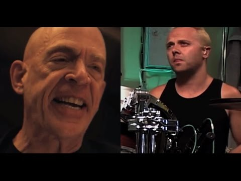 "Video: Metallica's drummer gets to teacher from ""Whiplash"""