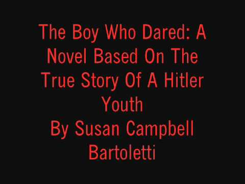 The boy who dared book report