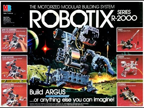 Review of the Robotix Series  R 2000