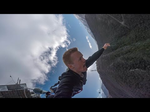 400ft BUNGY JUMP IN NEW ZEALAND!