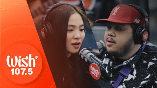"Mayonnaise, Sharlene San Pedro perform ""Paraan"" LIVE on Wish 107.5 Bus"