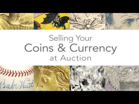 Heritage Auctions (HA.com) -- Selling Your Coins & Currency at Heritage Auctions