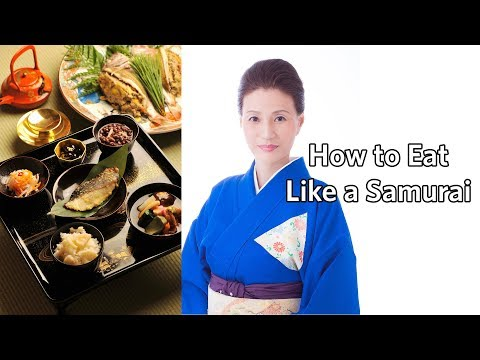 How to Eat Like a Samurai