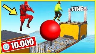 "If YOU WIN 10,000 V-BUCKS!! - ""IMPOSSIBILE"" Challenge On Fortnite"
