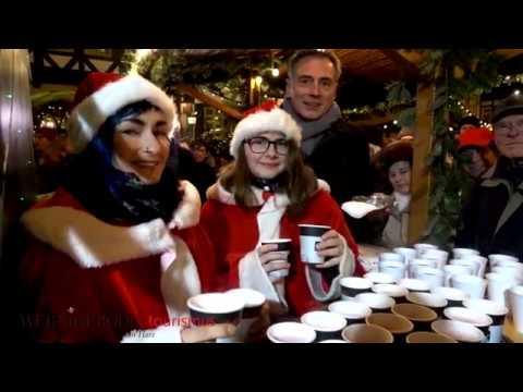 Weihnachtsmarkt Wernigerode In Den Höfen.Weihnachtsmarkt Wernigerode