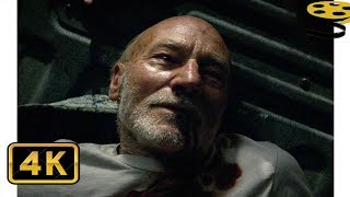 Смерть Чарльза Ксавьера | Логан (2017) | 4K ULTRA HD