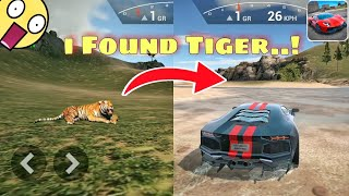 I Found Tiger in Ultimate car Driving simulator 😱 || must watch 🚗🐯🔥 screenshot 4