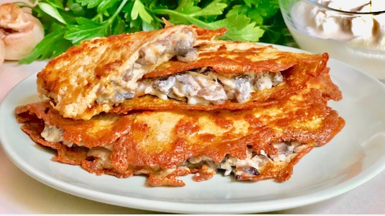 Такое Блюдо из Фарша вы еще не пробовали. Невероятный  бризоль на завтрак. Время поесть.