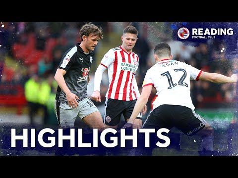 2-minute review   Sheffield United 4-0 Reading   Sky Bet Championship   16th February 2019