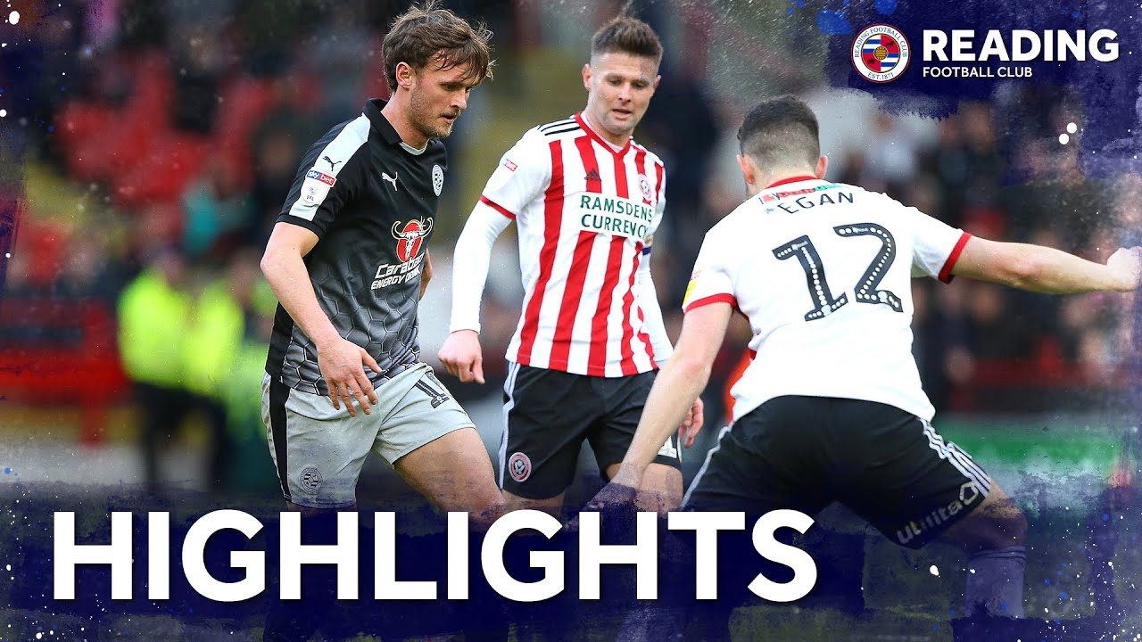 2-minute review | Sheffield United 4-0 Reading | Sky Bet Championship | 16th February 2019