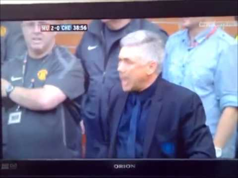 The Moment Carlo Ancelotti Decided To Quit Chelsea!