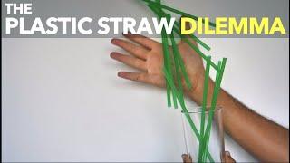 The Plastic Straw Dilemma