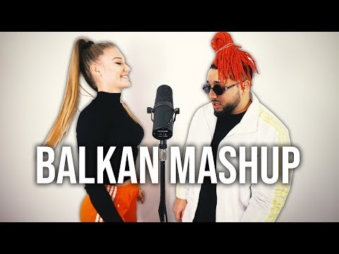 BALKAN x GERMAN Mashup (MERO, Rasta, SHIRIN DAVID, Gasttozz,