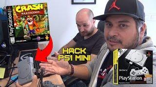 (TUTO) Hack Playstation Classic Mini - Rajouter des jeux sur la PS1 Mini