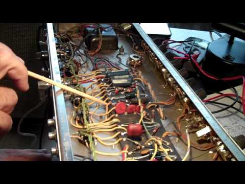 Super Static - Troubleshooting the Static in a 1966 Super Reverb
