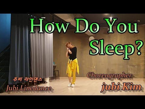 how-do-you-sleep-line-dance-jubi-kim-demo-count-improver