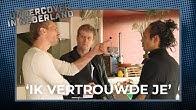 Alberto Stegeman KWAAD: 'Jij komt nog een keer tegen de verkeerde tegen!' | Undercover in Nederland