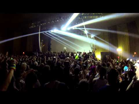 Borgore  Decisions & Nympho   Skyway Theatre  Minneapolis  11913