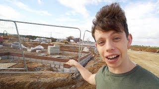 Building my own house at 20 years old!!