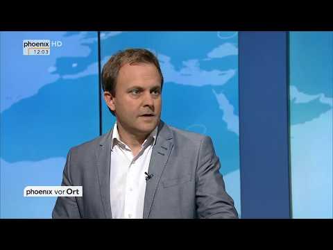 Diesel-Skandal: Studiogespräch mit Martin Seiwert am 02.08.17