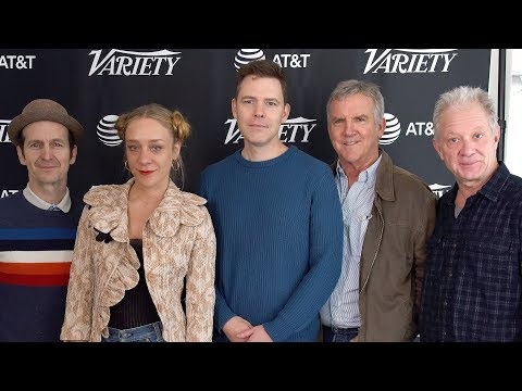 Chloë Sevigny, Denis O'Hare, Jeff Perry & Jamey Sheridan on 'Lizzie'