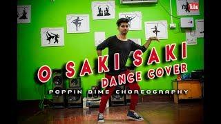 O SAKI SAKI Dance Video | Nora Fatehi, Neha Kakkar | Cover by POPPIN DIME | Batla House