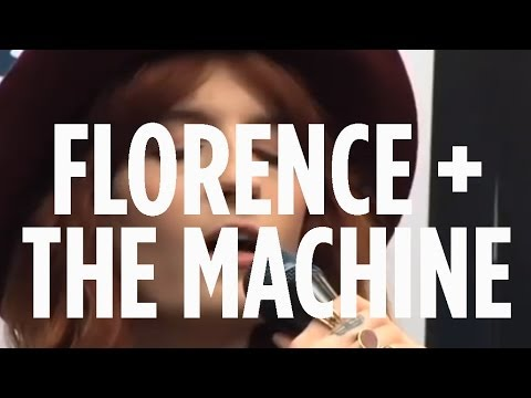 "Florence + The Machine ""What The Water Gave Me"" // SiriusXM // Sirius XM U"