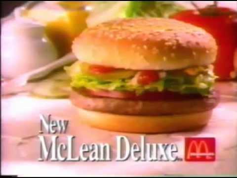 11 Forgotten McDonald's Menu Items