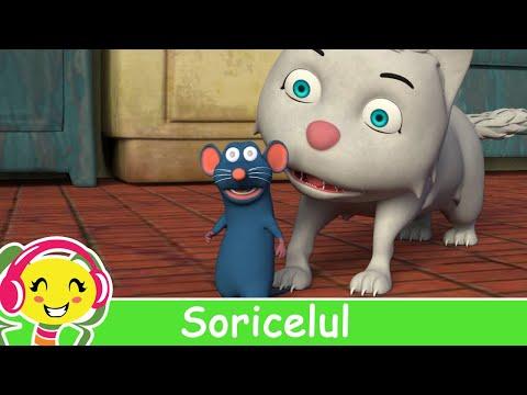 Soricelul - cantec pentru copii - CanteceGradinita.ro