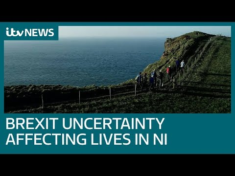 How is the uncertainty of Brexit affecting people in Northern Ireland? | ITV News