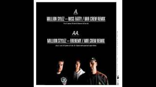 Million Stylez - Frenemy (MIR Crew remix)