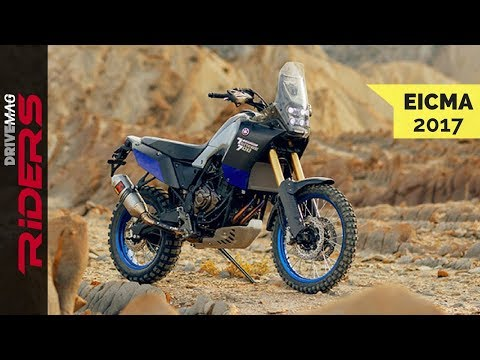 Yamaha TENERE  is Production Ready. Here&#;s why | EICMA