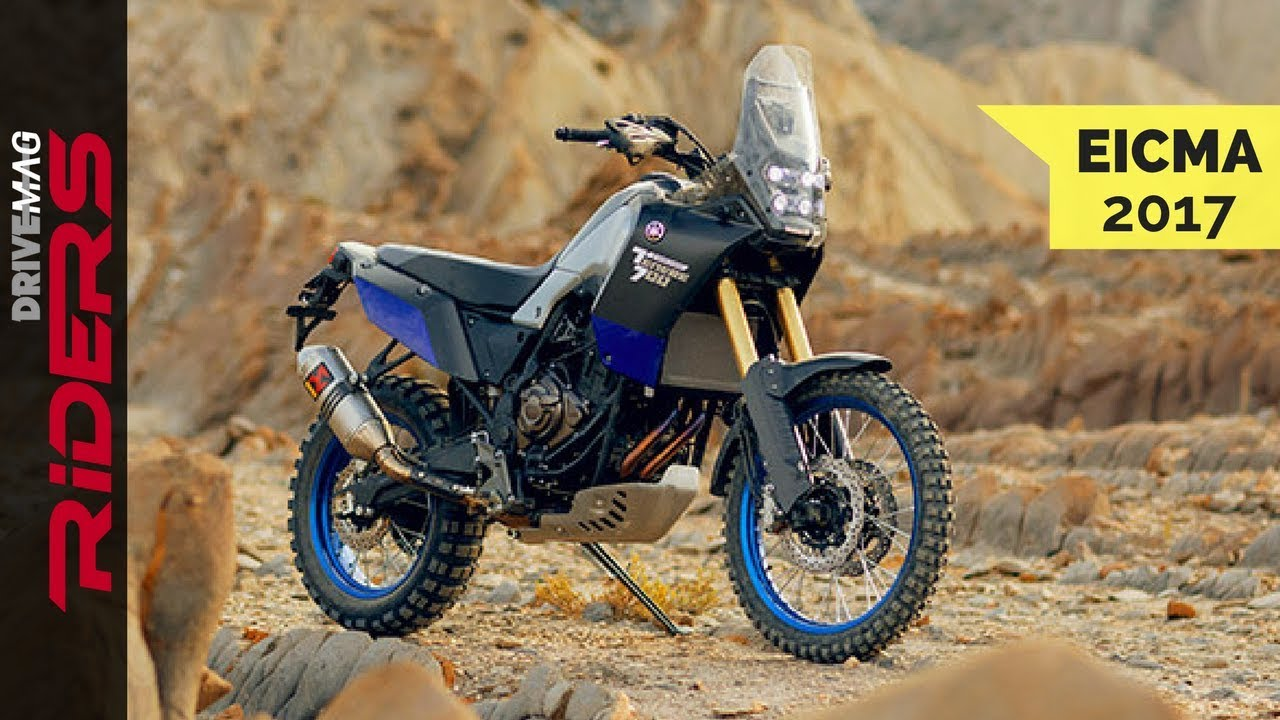 Yamaha Tenere 700 Is Production Ready Heres Why Eicma Drivemag