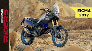 Yamaha TENERE 700 is Production Ready. Here's why | EICMA