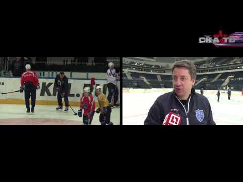Харийс Витолиньш: «Главное - настроиться на игру»